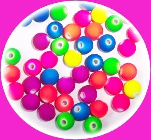 Bild397 Neonkugeln Perlen 8
