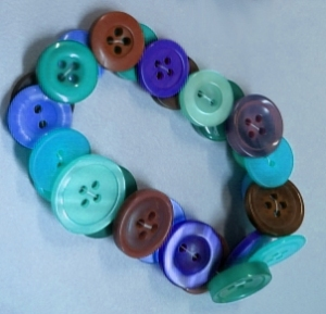 blaues Armband Kinder