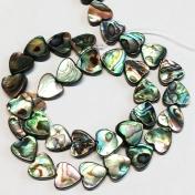 Bild991a-Abalone-Paua-Muschelperlen-Herz